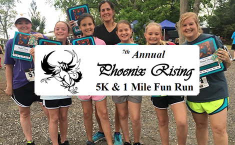 2019 Phoenix Rising 5k & 1 Mile Fun Run