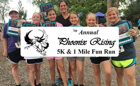 2019 Phoenix Rising 5k & 1 Mile Fun Run